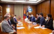 Монгол Улс цөлжилтийн эсрэг ЕСБХБ-тай бүх талаар хамтран ажиллахад бэлэн байна