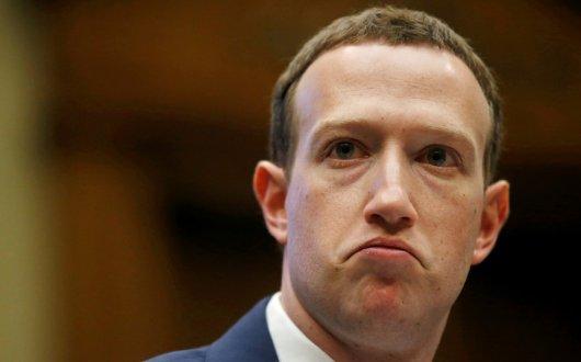 """""""Facebook""""-ийн доголдлоос болж Цукерберг 6.7 тэрбум доллар алдлаа"""