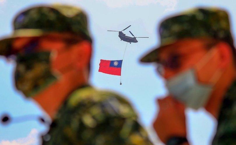 Тайваньтай цэргийн харилцаагаа таслахыг АНУ-аас шаардлаа