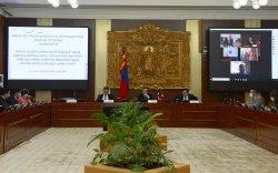 Монгол Улс, ОХУ-ын парламент хоорондын цахим уулзалт болов