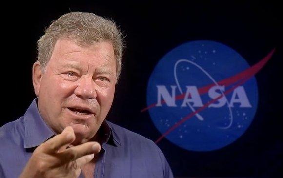 """""""Star Trek"""" киноны од Уиллиам Шатнер сансарт ниссэн хамгийн хөгшин хүн болов"""