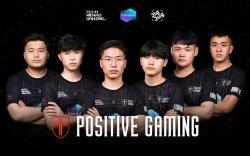 """""""Positive Gaming"""" баг и-спортын дэлхийн шилдэгт багтжээ"""