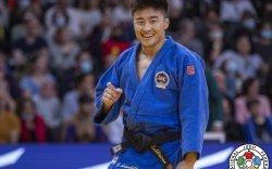 Парисын татамигаас гурван хүрэл медаль хүртэв