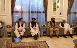 АНУ, Талибаны хооронд анхны яриа хэлэлцээ болов