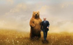 Путины төрсөн өдрөөр шинэ зургаар бэлэг барьжээ