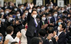 Японы шинэ ерөнхий сайд засгийн газраа бүрдүүллээ