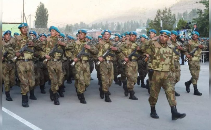Орос Тажикистаныг хамгаалахад бэлэн гэв