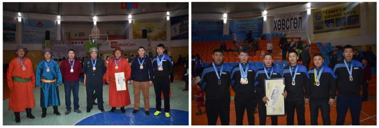 Спортын 5 төрөлт тэмцээнд амжилттай оролцжээ