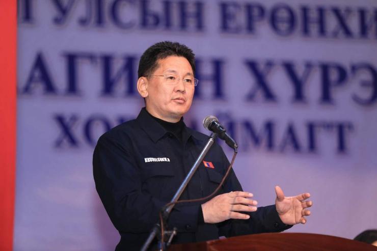 У.Хүрэлсүх: Засгийн газрын бодлогын цөм нь монгол хүн