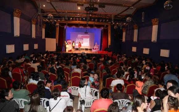 Хан-Уул дүүрэг хөгжлийн бэрхшээлтэй хүүхэдтэй эцэг эхчүүдийн өдөрлөг зохион байгууллаа