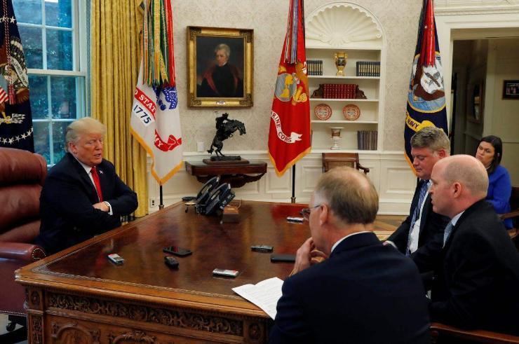 Трамп: Тиймээ, Ким бид хоёр дахин уулзах болно