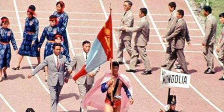 Мехикогийн олимпт гар зургаа илгээсэн иргэдийг холбогдохыг хүсэв