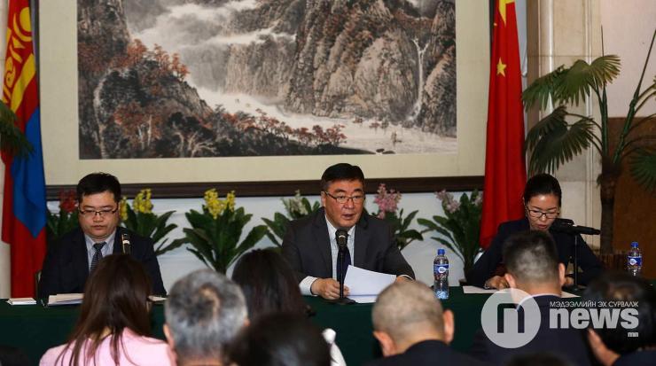 Шин Хаймин: Хятадын компаниудын халуун сэтгэлийг битгий хөргөөрэй