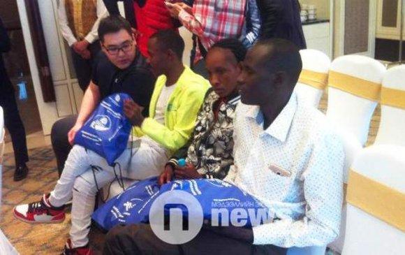 """""""Улаанбаатар марафонд Кенийн эмэгтэй тамирчдыг төлөөлж чадлаа"""""""