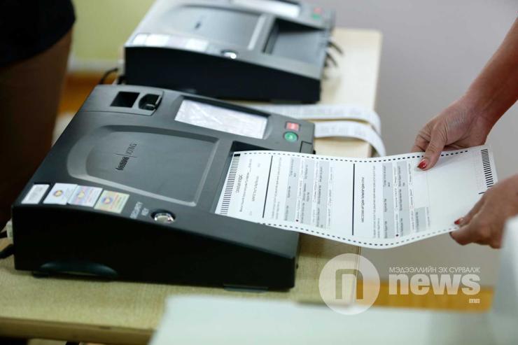 Сонгуулийн хар зураг 26+50 Н.Энхбаярт боломж олгоно