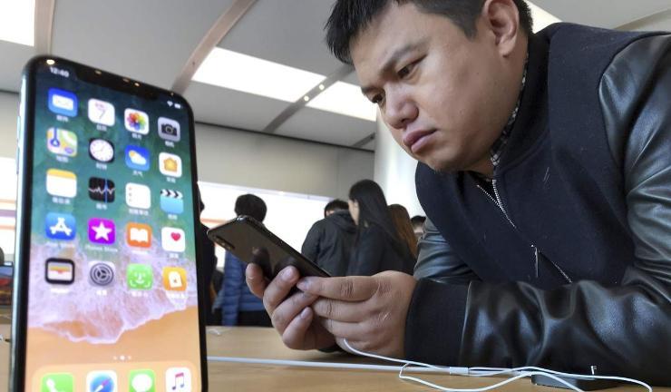 """""""Apple"""" Хятад дахь ноёрхлоо алджээ"""