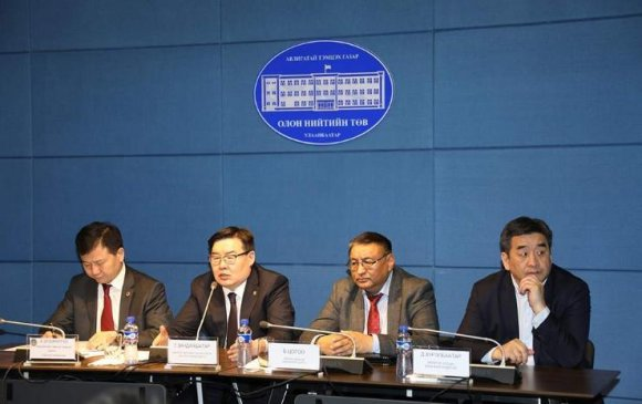 Монгол Улсын сайд, ЗГХЭГ -ын дарга Г.Занданшатар АТГ-т ажиллалаа