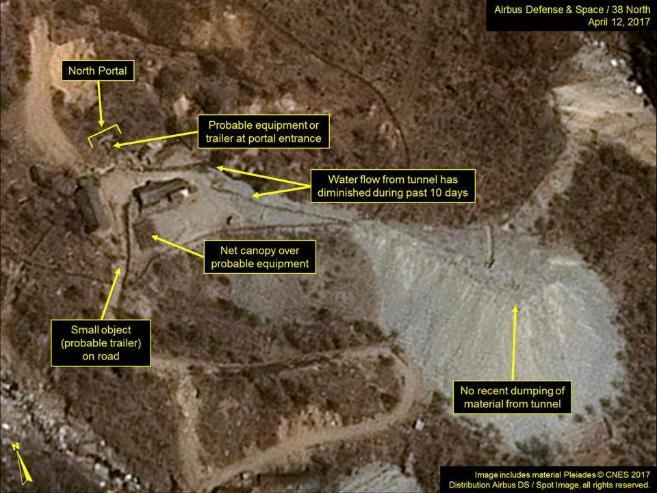 Хойд Солонгост 200 хүн амь үрэгджээ