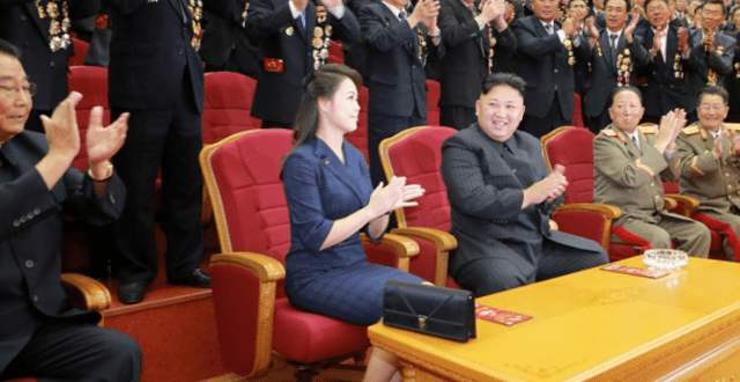 "Ким Жон Ун ""Жизель"" баллетыг үзжээ"