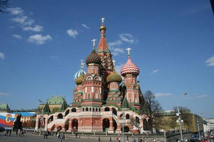 Москвагийн түүхэн газруудыг сэргээж байна