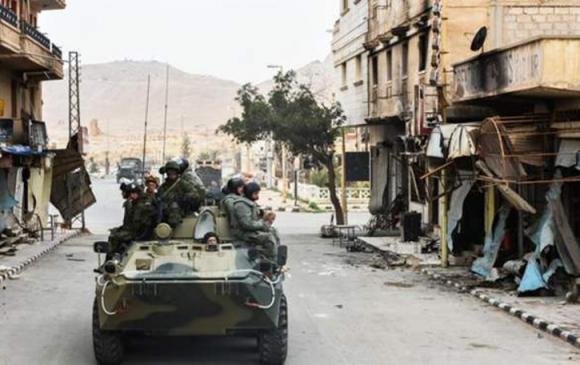 Оросууд Сирид дайтсаныг оросууд онцолсон байна