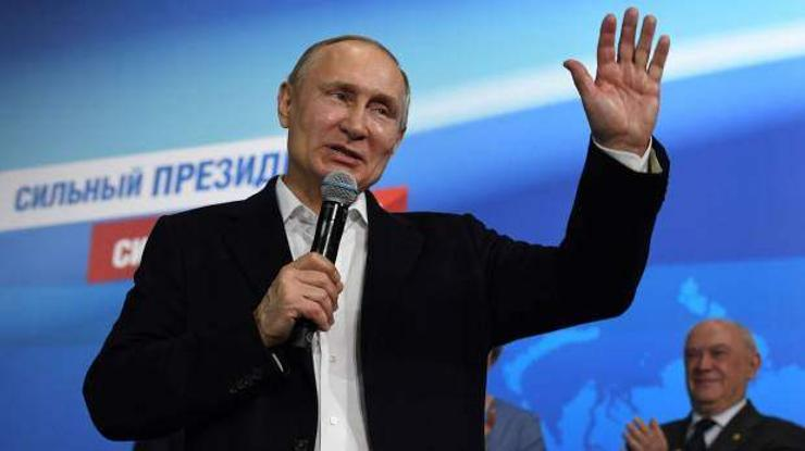 Ши Жиньпин Путинд баяр хүргэжээ