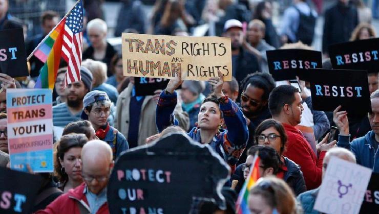 Трансжендер иргэнийг цэргийн албанд татна