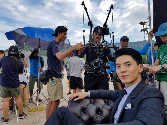 Монгол загвар өмсөгч солонгос кинод тогложээ