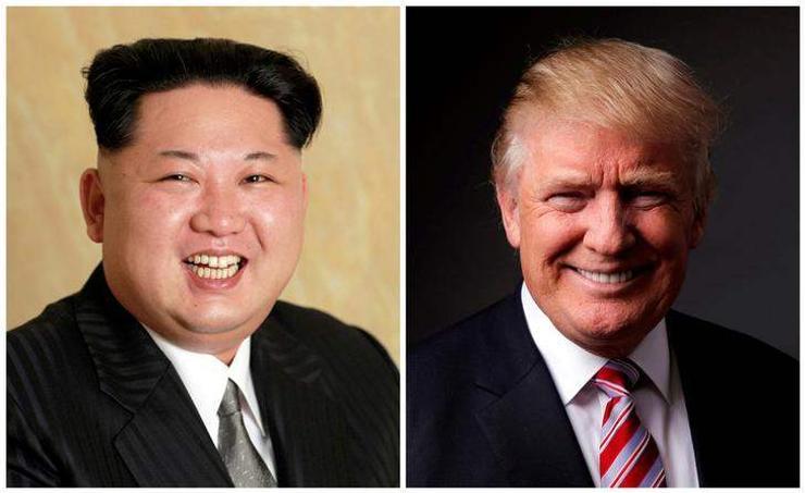 Трамп, Ким Жон Ун нар боломжит ойрын хугацаанд уулзана