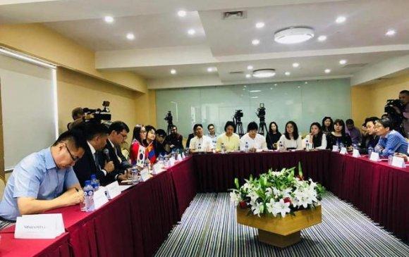 Монгол, БНСУ-ын сэтгүүлчдийн V удаагийн уулзалт боллоо