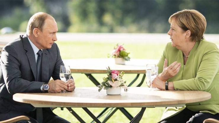 Путин, Меркель нар Сирид хүмүүнлэгийн тусламж үзүүлнэ