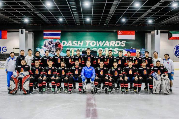 Монголын шайбтай хоккейн түүхэнд шинэ хуудас нээгдлээ