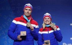 Оросын тамирчны медалийг Норвегийн хосод гардуулав
