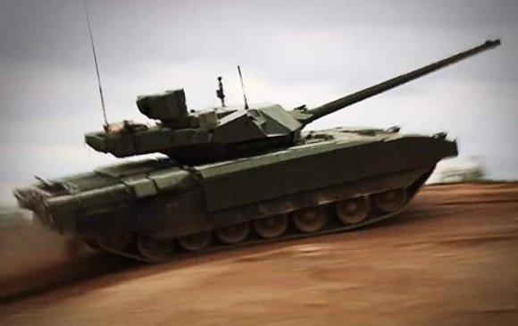 """Автомат танкаа оросууд """"Тачанка"""" гэж нэрлэжээ"""