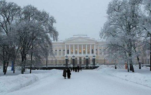 Петербургийн музейд найман сая хүн зочилжээ