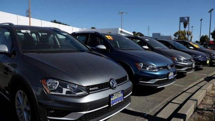 Трамп Европын автомашинд татвар ноогдуулна гэв