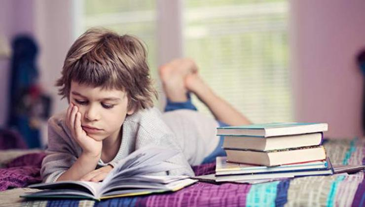 Орос хүүхдүүд их уншдаг