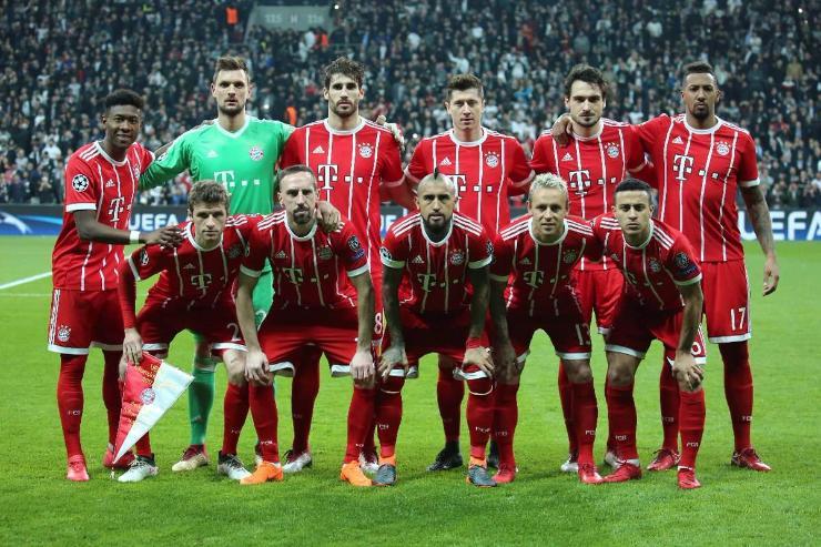 Бавари Мюнхэн клуб 7 жил дарааллан дунд шөвөгт шалгарлаа
