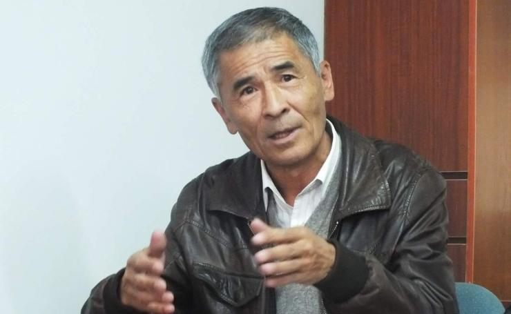 Д.Галбаатар: Загдын Түмэнжаргал Монголын утга зохиолын нэг том давалгаа юм