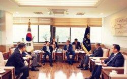 Засгийн газрын Хэрэг эрхлэх газрын дарга Г.Занданшатар БНСУ-д ажиллаж байна
