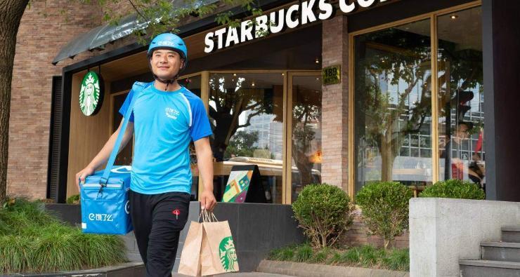 Starbucks, Alibaba компаниуд хамтарна