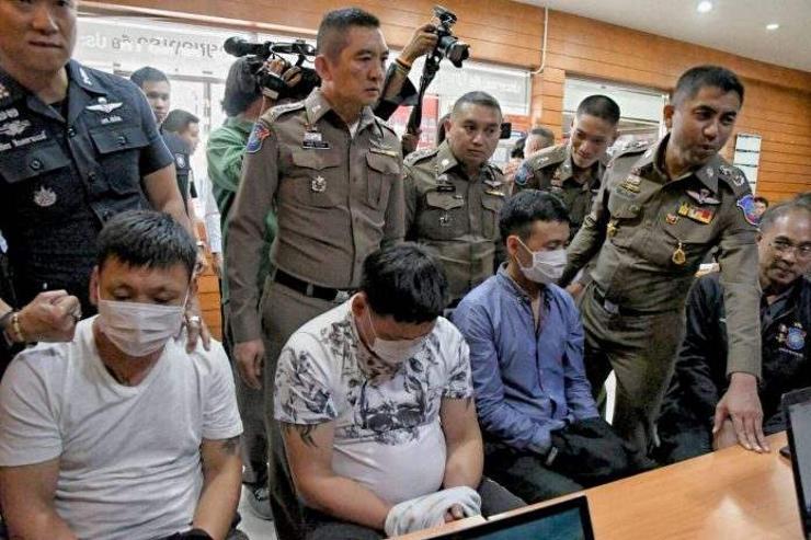 Монголын халаасны хулгайчдын бүлэглэлийг Тайландын цагдаа нар барьжээ