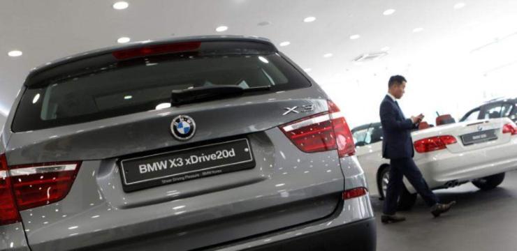 БНСУ BMW-ын машинуудыг хөдөлгөөнд оролцуулахгүй