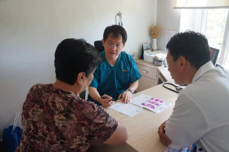 Тайванийн Жан Хуа эмнэлэг Монголд үйл ажиллагааны цар хүрээгээ тэлж, өргөжүүлж байна