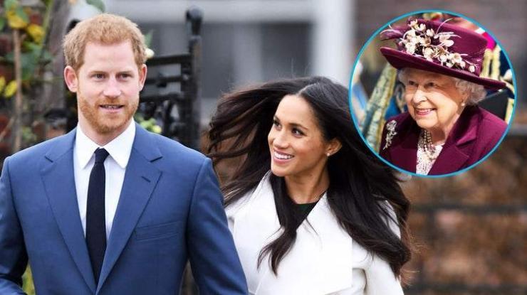 Хунтайж Харригийн гэрлэлтийг хатан хаан албан ёсоор зөвшөөрчээ