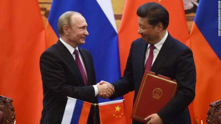 Путины айлчлалд Хятад бэлтгэж эхэлжээ