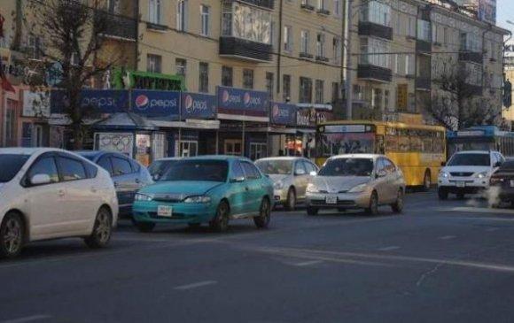 Танилц: Хотын төв орчмын замын хөдөлгөөнд орсон өөрчлөлтүүд