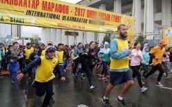 Улаанбаатар марафон ирэх Бямба гаригт болно