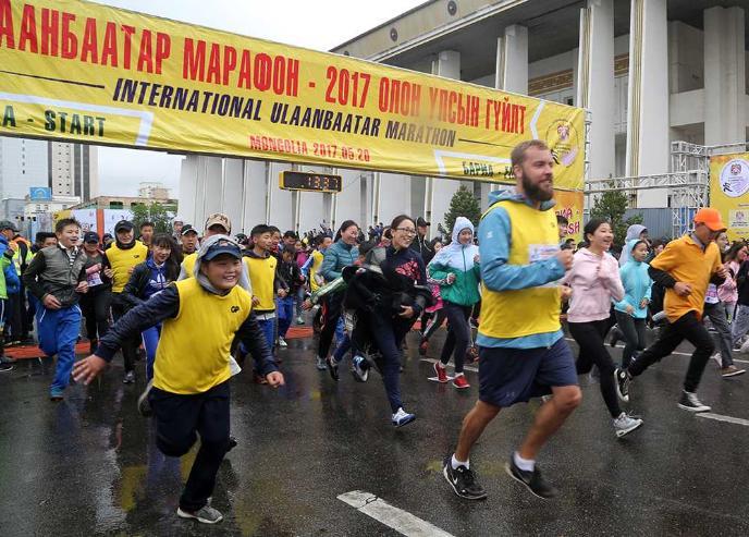 """""""Улаанбаатар марафон-2018"""" ирэх сарын 19-нд болно"""