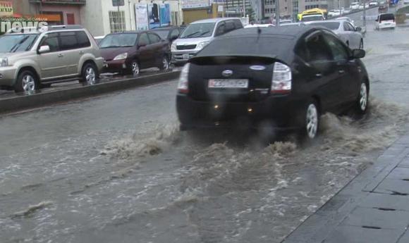 Явган зорчигчид руу ус битгий цацаарай